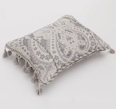 Davinci Teresina 30x40cm Filled Cushion Blue PRE-ORDER NOW!