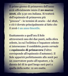 #buonaprimavera #goodspring #20marzo2016