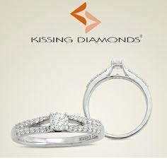 #kissingdiamonds