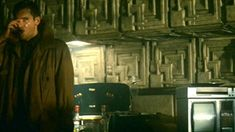Find out everything you need to know about Deckard's apartment on http://www.filmandfurniture.com/ #BladeRunner
