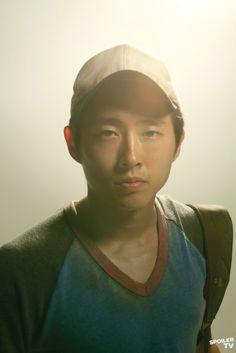 Glenn (Steven Yeun) - The Walking Dead -
