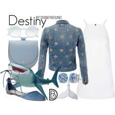 Disney Bound - Destiny