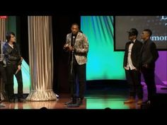 Lecrae's 'Hip Hop/Rap Song of the Year' 2013 Dove Awards Acceptance Spee...