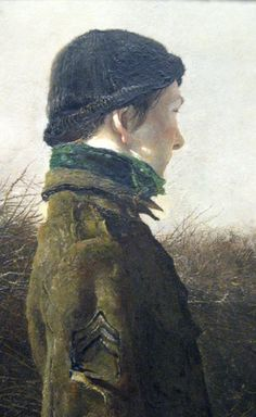 Andrew Wyeth (detail)