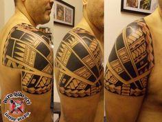 Maori tattoo by el colo