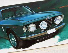 "Check out new work on my @Behance portfolio: ""Alfa Romeo giulia GTR"" http://be.net/gallery/47501363/Alfa-Romeo-giulia-GTR"