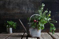 Eatable flowers from SOFFA mag I Photo: SOFFA magazine