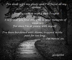 i'm moving on lyrics rascal flatts - Google Search