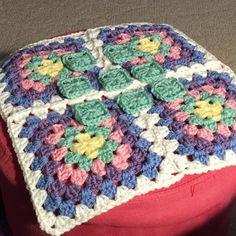 Happy colors! #crochet #crocheted #crocheters #crocheting #crochetlove #crochetaddict #yarn #yarnaddict #yarnlove #crochetblanket #granny #grannysquares #ilty #ilovethisyarn #hobbylobby #happy #handmade by pumpkin36410