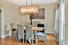 Fabulous Dining Room at 284 Willow Dr in Little Silver, NJ #littlesilver #realestate
