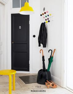Seven Creative Ideas To Decorate With Yellow