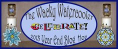 Stamp with Ter: Wacky Watercooler Year End Hop 2013 New Catalogue, Hello Everyone, Stampin Up, Cool Stuff, Holiday, Cards, Blog, Cool Things, Vacations