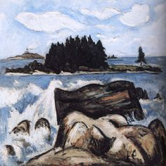 marsden hartley Modernist Art -- Portland Museum of Art in Portland, Maine