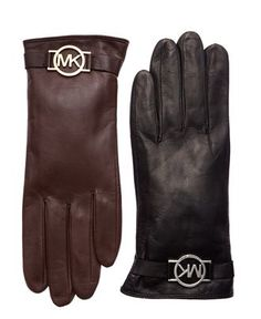 MICHAEL KORS GLOVES AT MACYS 43.55! Hi new friend you'll go great with my coats!