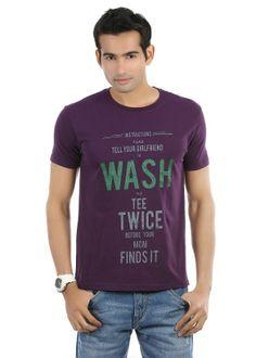 Blumerq Men's T-shirt - Purple