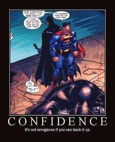 Superman & Batman - Confidence