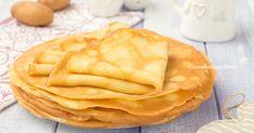 Le crepes di patate sono davvero strepitose, si preparano in 5 minuti e senza burro, non devono riposare e sono così morbide che si sciolgono in bocca!