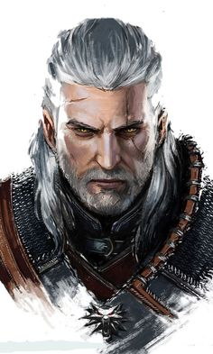 Geralt. The Witcher.