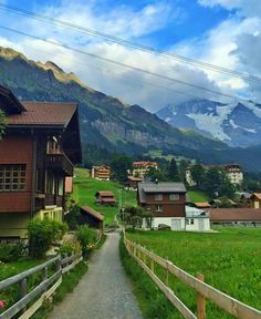 Beautiful Places To Travel, Wonderful Places, Beautiful World, Great Places, Places To Go, Places Around The World, Around The Worlds, Hotel In Den Bergen, Landscape Photography