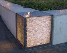 Telling Architectural, Lucem Translucent Concrete