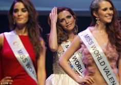 """First Transgender Woman Competes in Miss Spain Competition. """"I Am Already A Queen With My Own Crown"""""""