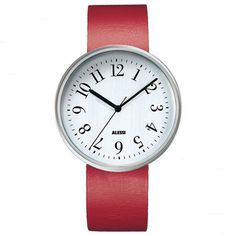 Watch, design by Achille Castiglioni