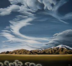 Diana Adams New Zealnd artist Abstract Landscape, Landscape Paintings, New Zealand Landscape, New Zealand Art, Nz Art, Irish Art, Print Artist, Love Art, Collage Art