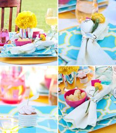 Easter Table Inspiration @MJ Paperie