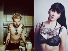 inkbutter: Tattoo Project by Sonia Szóstak...