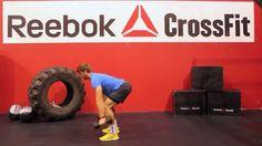 "Reebok CrossFit ONE Movement Demo ""Man Maker"""