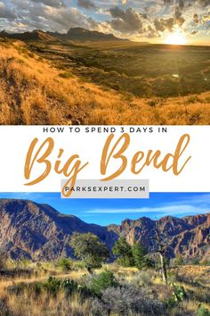 How to spend 3 days in Big Bend National Park? This Big Bend Itinerary includes all the top sites, where to stay, what to pack, and more. | 3 Days in Big Bend National Park | Big Bend National Park Itinerary | Big Bend Itinerary | #Nationalparks #bigbend #bigbendnationalpark #texas Arizona Travel, Oregon Travel, California Travel, Usa Travel, Travel Tips, National Parks Map, Us Travel Destinations, Outdoor Woman, Mexico Travel