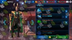 Marvel Future Fight Hack - Cheats for iOS - Android - Unlimited Crystals App - Unlimited Gold App - Unlimited Asemble Points App