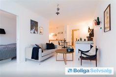 Dagmarsgade 26, st. 135., 2200 København N - Lys indflytningsklar 2 værelses med spa og stor vestvendt altan! #ejerlejlighed #ejerbolig #kbh #københavn #nørrebro #selvsalg #boligsalg #boligdk