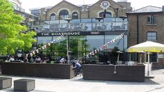 The Boathouse Pub is the flagship of the Putney wharf development, on the River Thames. Clearly visible from the iconic Putney Bridge the Boathouse stands proudly on the waterfront and is a key. Riverview Restaurant, Putney Bridge, British Pub, Boathouse, River Thames, West London, Upper Deck, England, Drinks