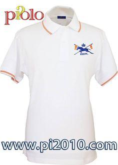 Polo Escuadrón Escolta Real en blanco 22€ + gastos de envío. http://www.pi2010.com/polo-Bandera-Es…/Polo-casa-real-hombre  Si te gusta, comparte