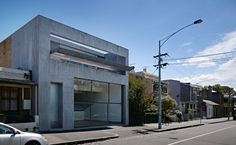 """Zinc House: Denton Corker Marshall"" at Architectural Record"