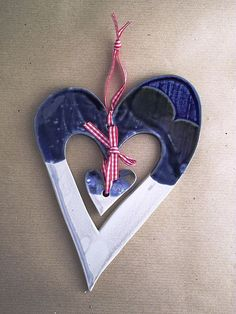 double heart  from etsy