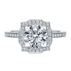 Fabulous Engagement Rings #InStyle
