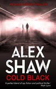 Cold Black by Alex Shaw ebook deal