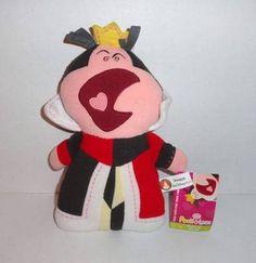 Disney Queen of Hearts from Alice In Wonderland #toy #kids #movie