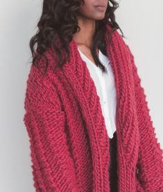0f0bfb89a31 Lady Mercy Cardigan  Wool Knit Kit for Scarves and Snoods online + Pattern