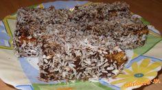 Máčané kokosové ježe