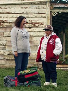 Image result for hunt for the wilderpeople Ricky Baker, Wilder People, Hunt For The Wilderpeople, Taika Waititi, Party Guests, Classic Films, Movies Showing, I Movie, Cool Kids