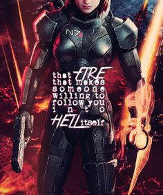 Mass Effect 3  ----Until the end....