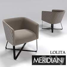 chair meridiani - lolita