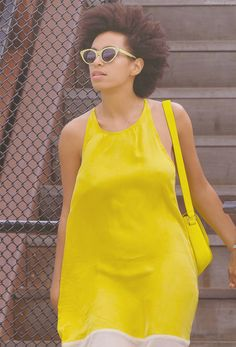 Solange. #naturalhair #afro
