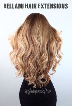 How to take care of hair extensionsgood tips for brushing out bellami hair extensions review pmusecretfo Images