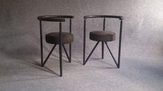 Philippe Starck  MISS DORN  V.I.A. Philip Stark, Furniture Inspiration, Bar Stools, Lust, Modern Furniture, Sofas, Architecture Design, Ottoman, Lounge