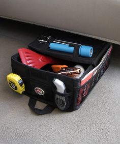 Look what I found on #zulily! Go Gear® Under-the-Seat Car Organizer #zulilyfinds