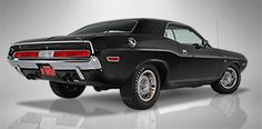 Help veterans and win this iconic Dodge Challenger